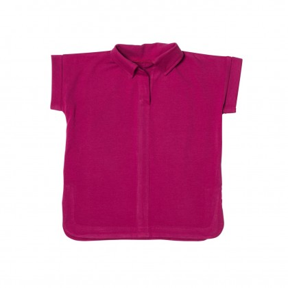Polo Shirt malina
