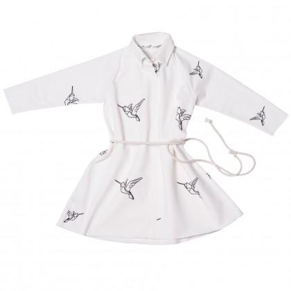 Shirt Dress kolibry