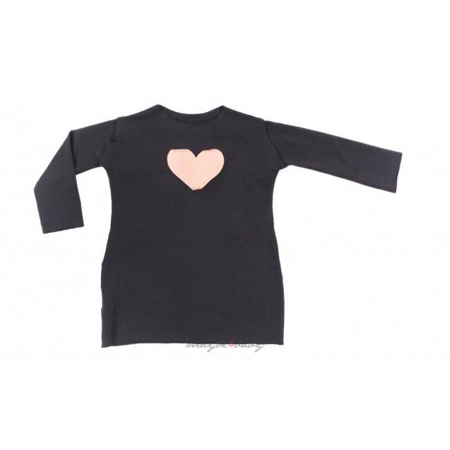 Love Dress antracyt