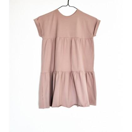 Loose Dress light pink