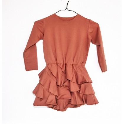 Spanish Dress brown