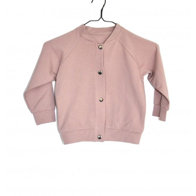 Zipper light pink