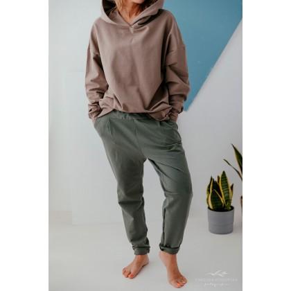 PRE-ORDER * Cozy Pants khaki