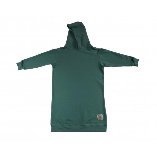 Long Hoodie green 8.2