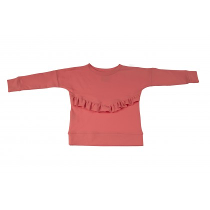 Frill Blouse pink 6.2