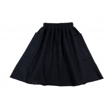 Loose Skirt brown 18.1