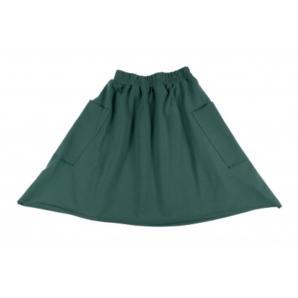 Loose Skirt green 18.2