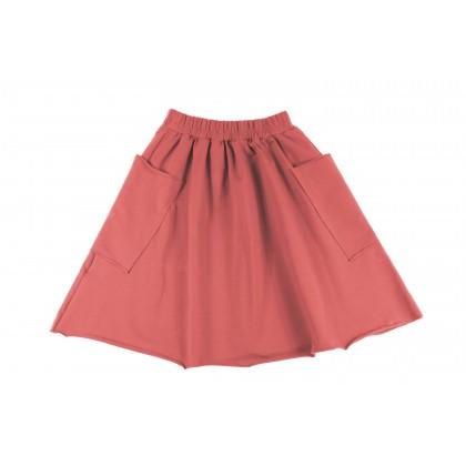 Loose Skirt pink 18.3