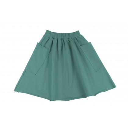 Loose Skirt mint 18.5