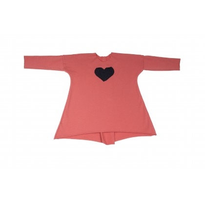 Wide Dress pink 13.5