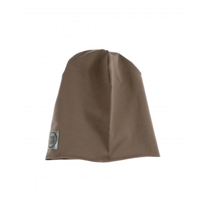 Beanie brown 25.4