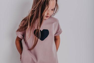 bluzy bawełniane dla dzieci